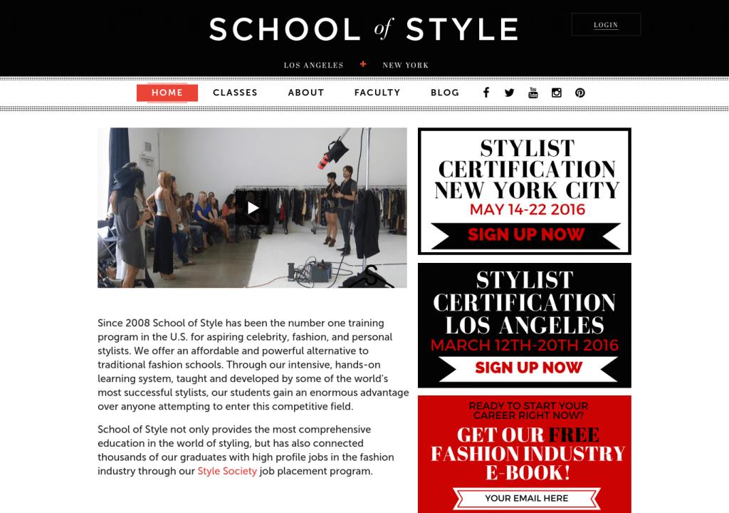 Sos Homepage
