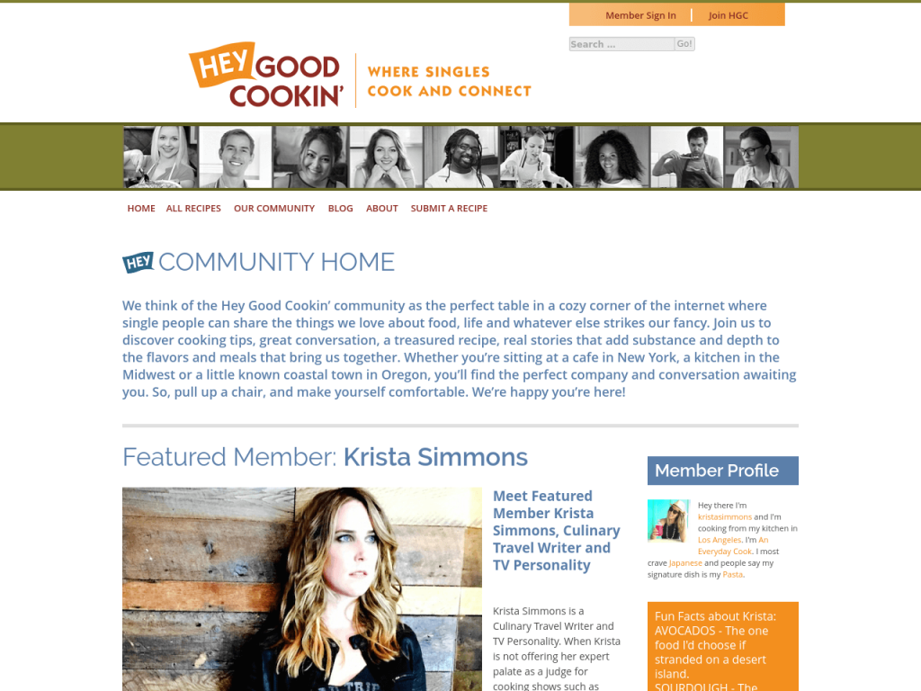 HGC - Community Home